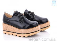 Туфли, Mona Lisa оптом 099 черный