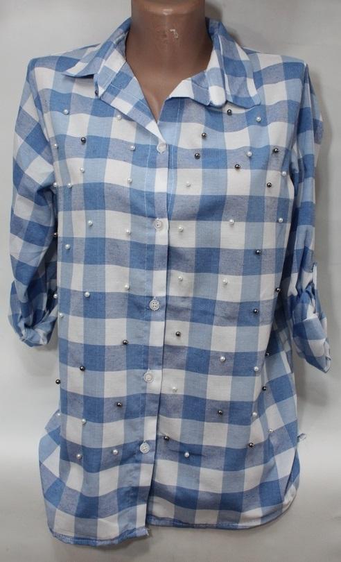 Рубашки женские оптом 47086921 321-3