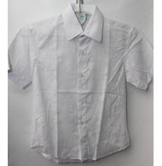 Рубашка для школы оптом (короткий рукав) Китай 28061776 143