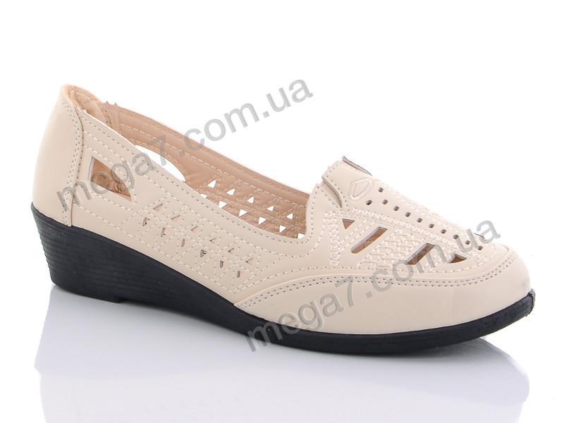 Туфли, Baolikang оптом E818 beige