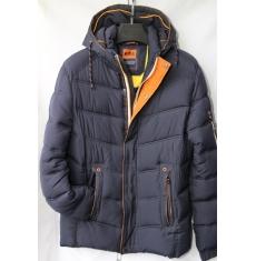 Куртка мужская зимняя оптом Китай 2909223 E01