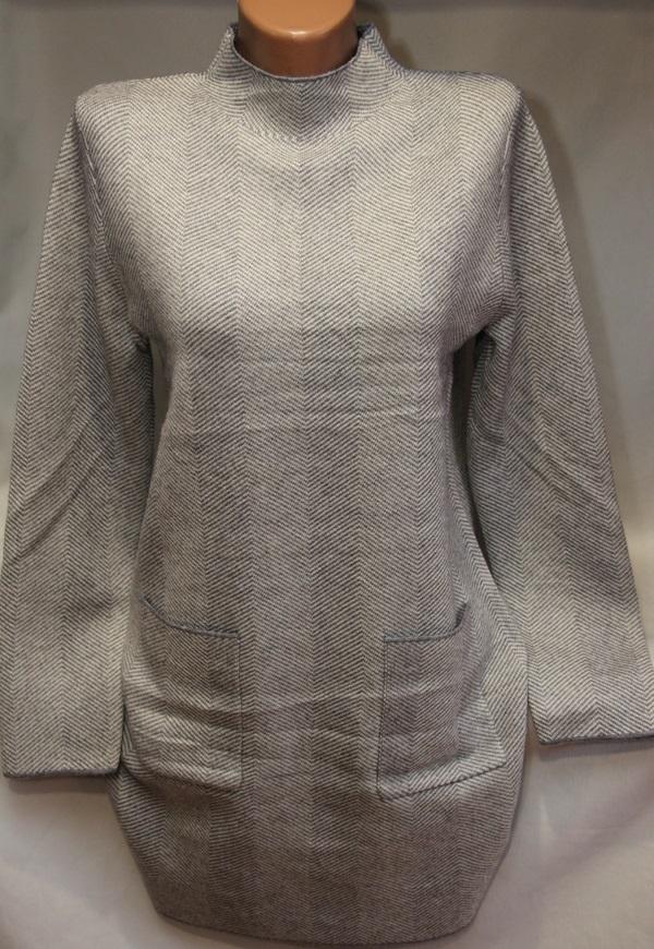 Платье-туника  женские оптом 18642950-96