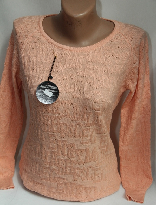 Женские свитера оптом  19081174 5464-48