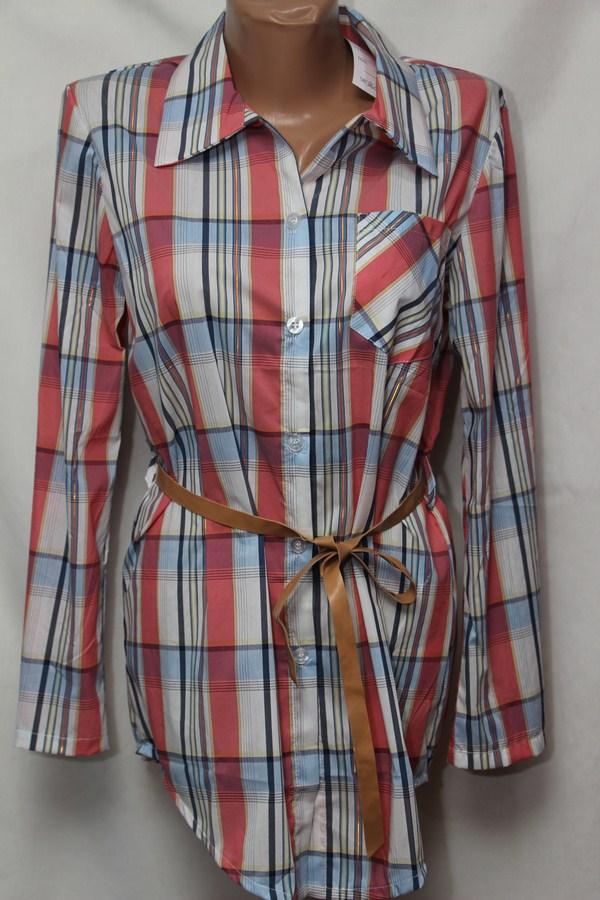 Рубашка женская оптом 18021410 251
