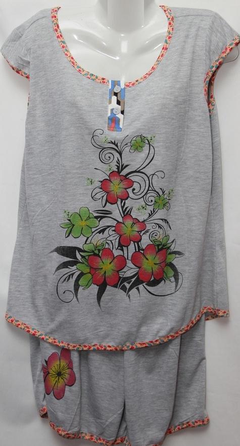Пижамы  женские оптом 16061005 8285-1