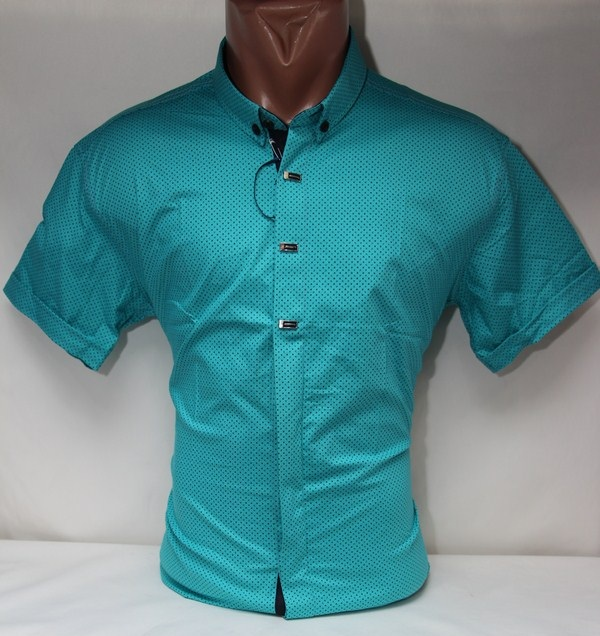 Рубашки мужские оптом 25044471 5057-7