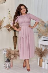 Платья женские ПОЛУБАТАЛ оптом 96428503 01-12