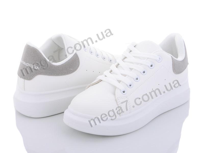 Кроссовки, Ailaifa оптом A16 white-grey