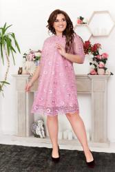 Платья женские БАТАЛ оптом 61394087 04-8