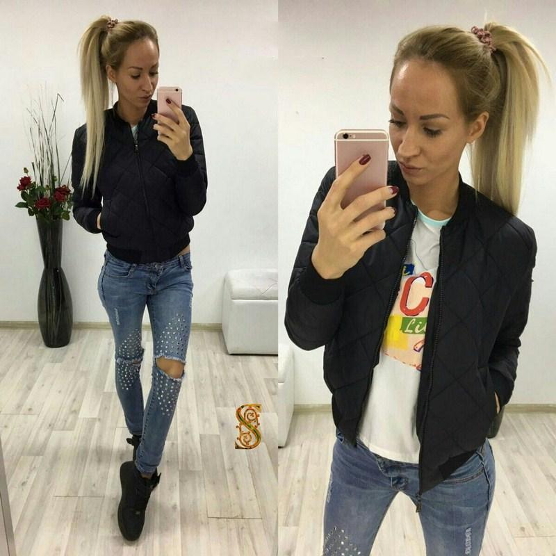 Куртки женские оптом 31081351 759-2