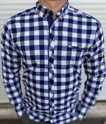 Рубашки мужские VARETTI оптом 31869740 03-36