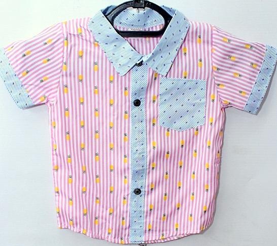 Рубашки детские оптом 91837026 1-9