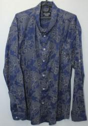 Рубашки мужские APEKS TRIKO оптом 06932157 11-304