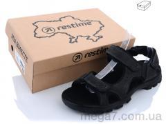 Сандалии, Restime оптом NGL21111 black