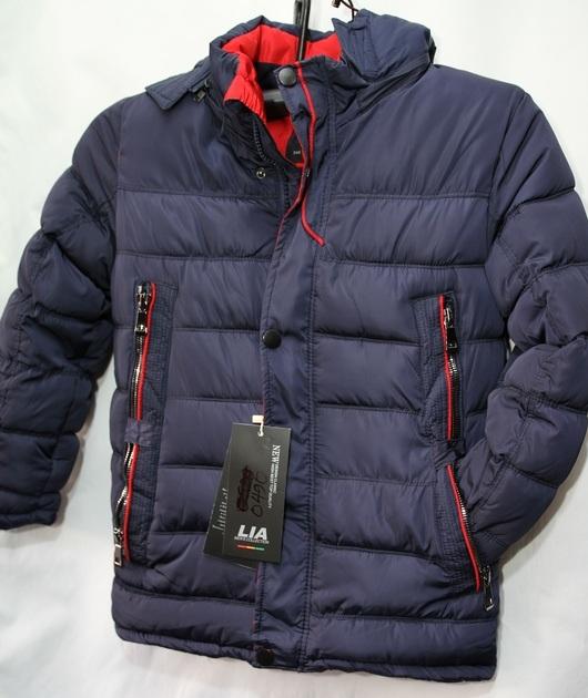 Куртки подростковые оптом 1409833 5246-2