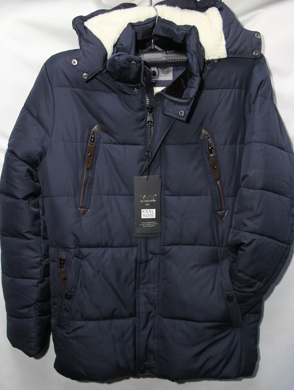 Куртки LIA  мужские оптом 21085563 Y-015-1