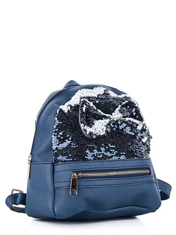 Рюкзаки DAVID POLO blue оптом 17101605 36-2