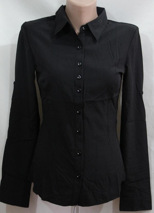 Рубашки женские BASE оптом 40637829 010-2