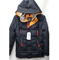 Куртка подростковая зимняя оптом 0412975 653