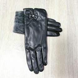 Перчатки женские на меху оптом 39280647 03-20