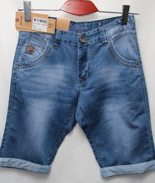 Шорты джинсовые мужские оптом 47395062 83-2