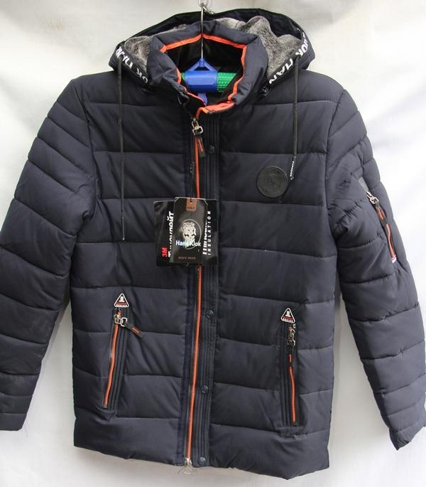 Куртки мужские Hans Klok зимние оптом 07364512 2102-21