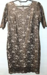 Платья женские SELTA БАТАЛ оптом 73280461 864-50-30