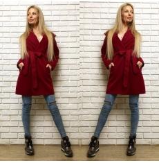Пальто женское оптом 06025540 103-1