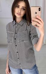 Рубашки женские оптом 49285306 01-9
