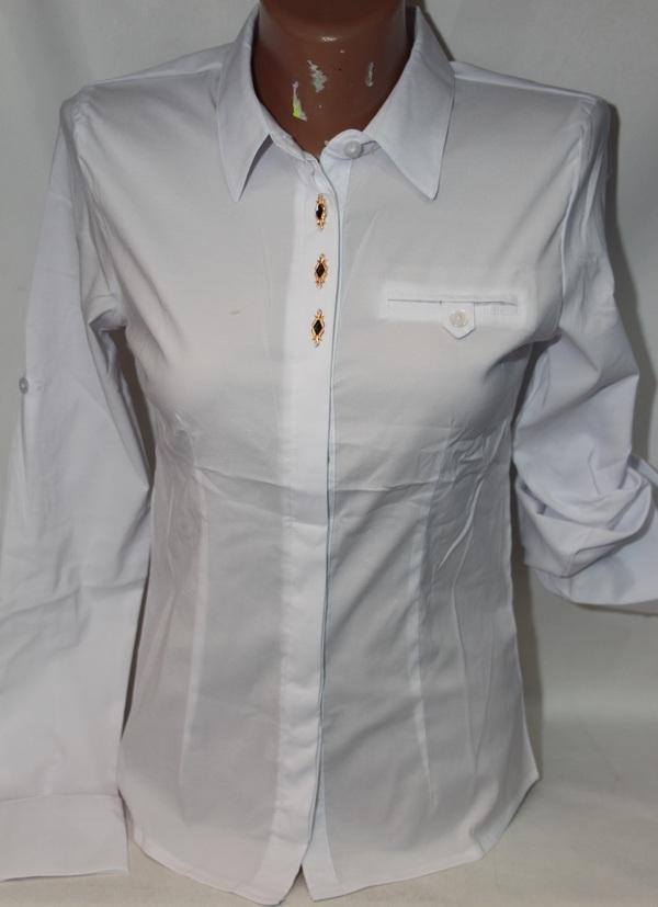 Блузы школьные оптом 35687219 00-1