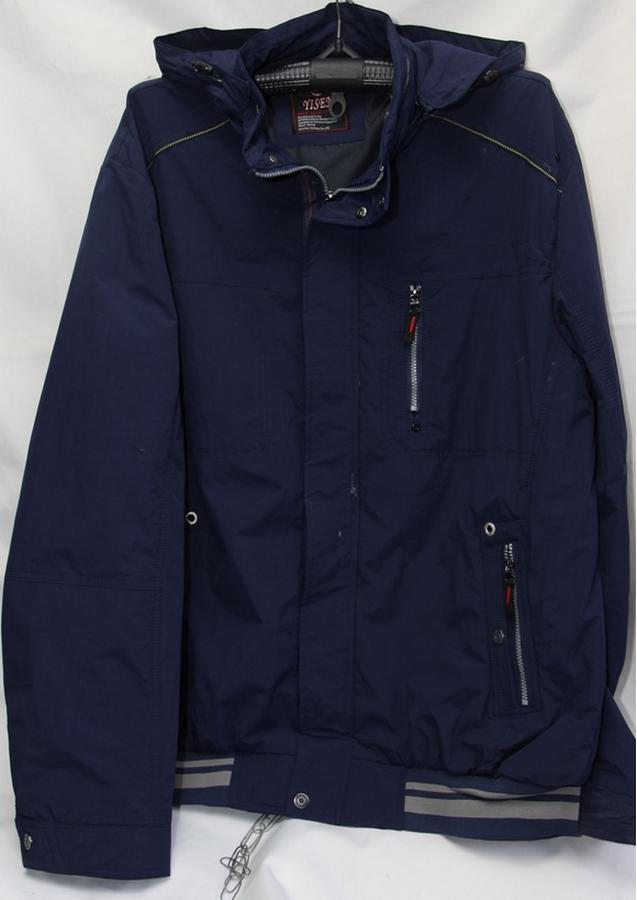 Куртки мужские YISEN батал оптом 63852107 ТР-15902-1