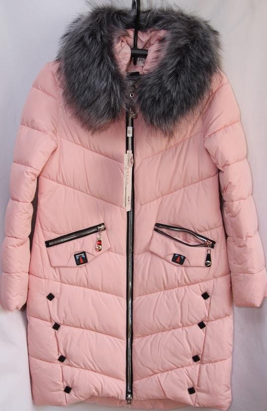 Куртки женские AOWEELIA оптом 19091209 8088-2