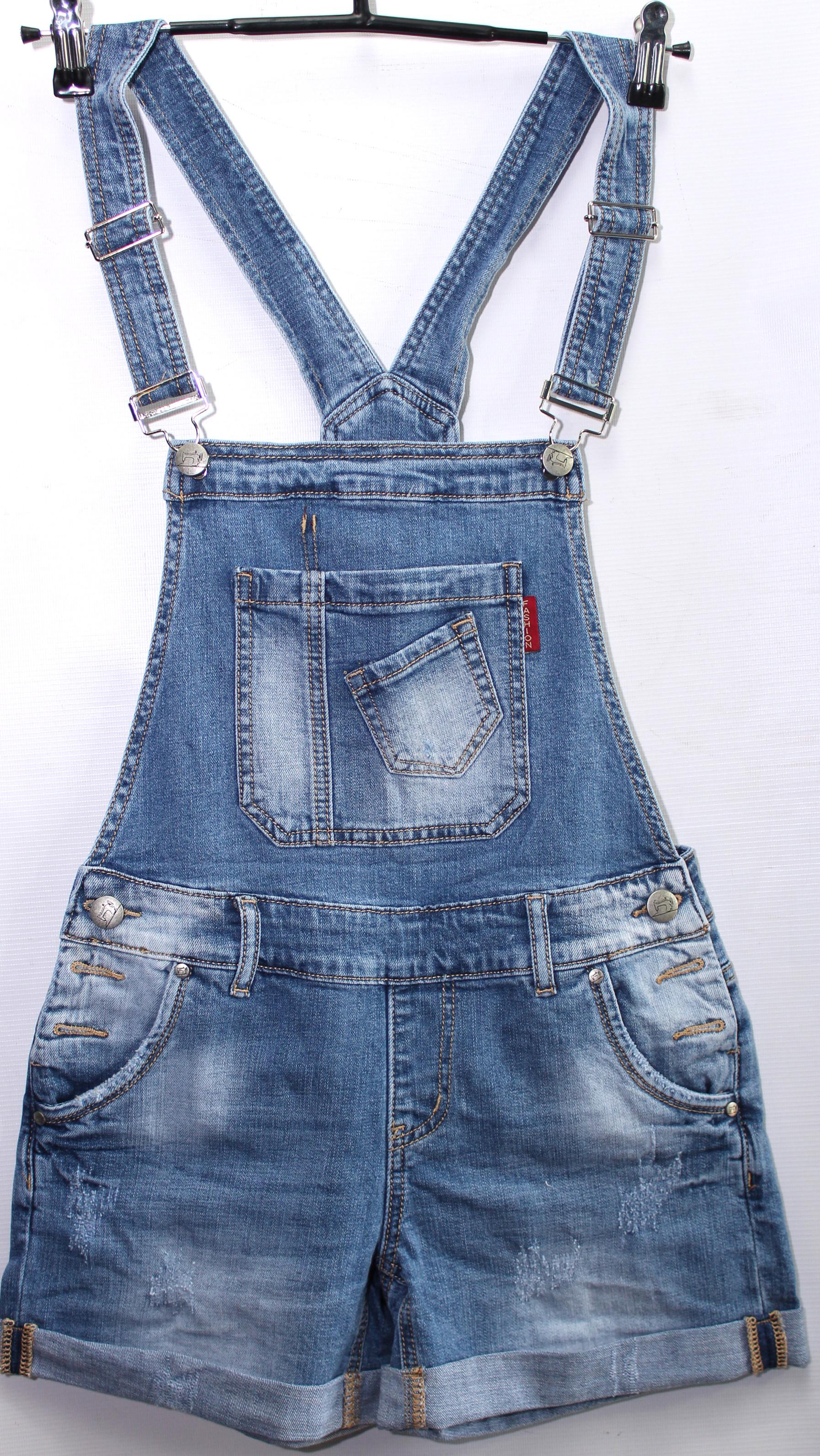 Комбинезоны джинсовые женские ZIJINYAN  оптом 84329170 068-32