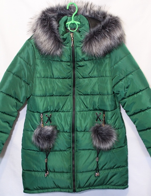Куртки  V.I.R.T.  Украина женские  оптом 75082419 7530-99