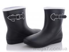 Резиновая обувь, Class Shoes оптом 815 black