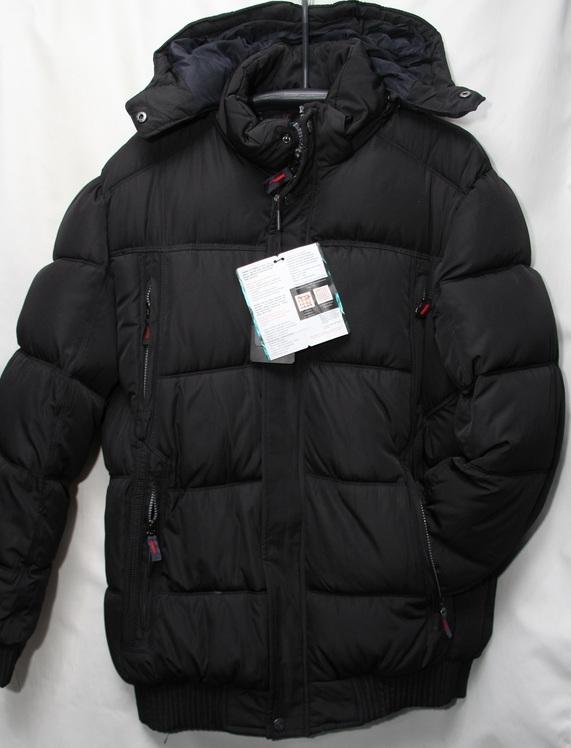 Куртки мужские YISEN оптом 52871906 1902-2