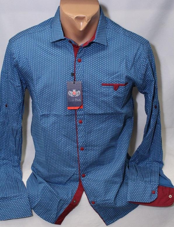 Рубашки PAUL STAR мужскиеТурция оптом 45261908