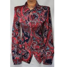 Рубашка женская оптом 95124386 055