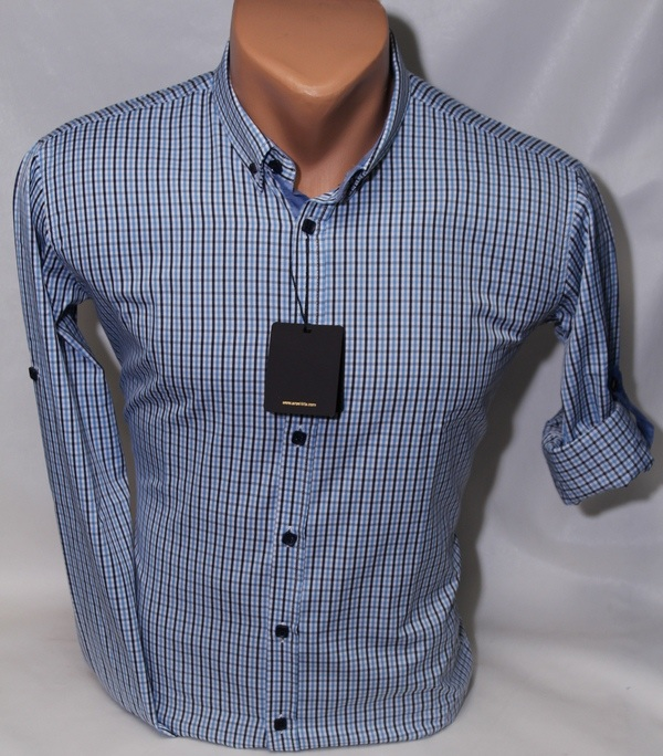 Рубашки подростковые  оптом 31924570 2168-12