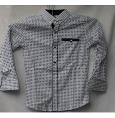 Рубашка подростковая оптом 08021095 6226