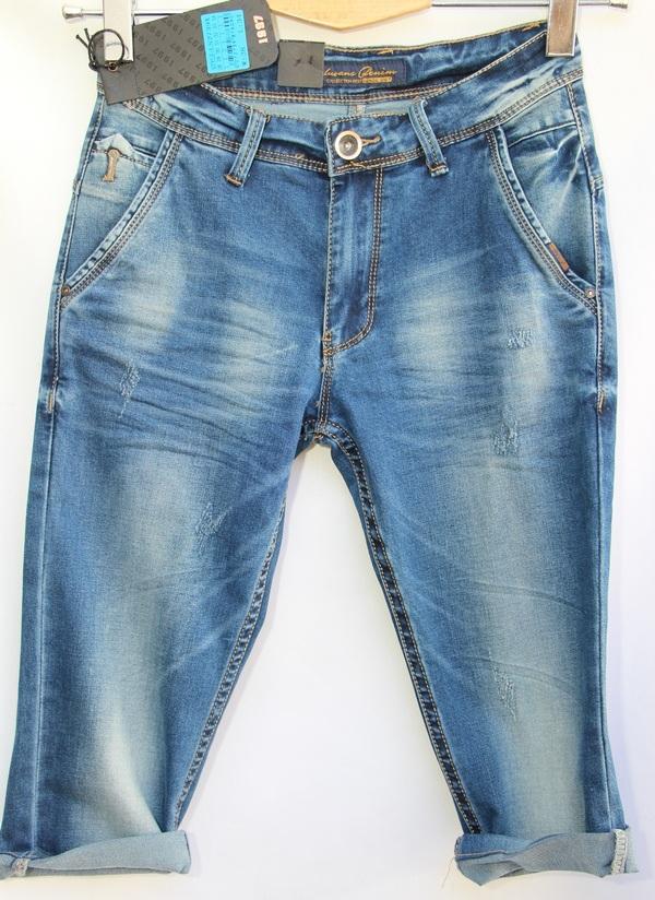 Шорты джинсовые мужские оптом 10061683 2739