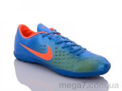 Футбольная обувь, Enigma оптом 1610 blue