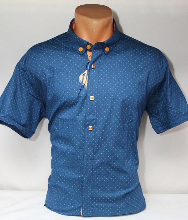 Рубашки мужские оптом 25044471 5057-1