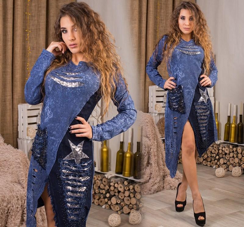 Туники женские Турция оптом 51378069 0258 -2