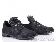 Туфли, QQ shoes оптом 692-23 уценка