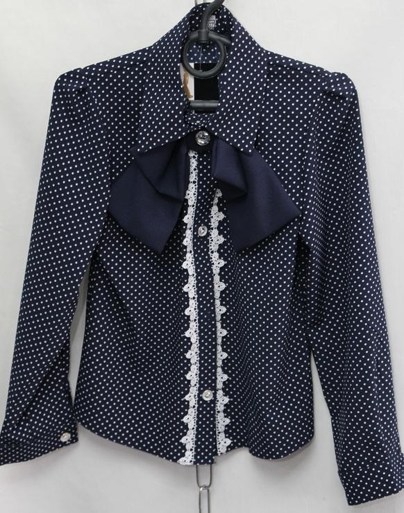 Блузы школьные оптом 97321046 01-69