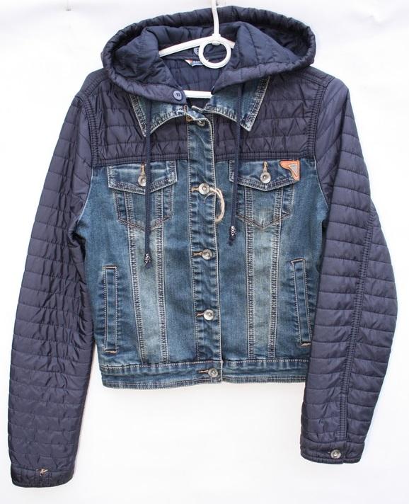 Куртки джинсовые женские оптом 80254319 939
