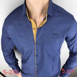 Рубашки мужские PAUL SEMIH оптом 43019286 02-7