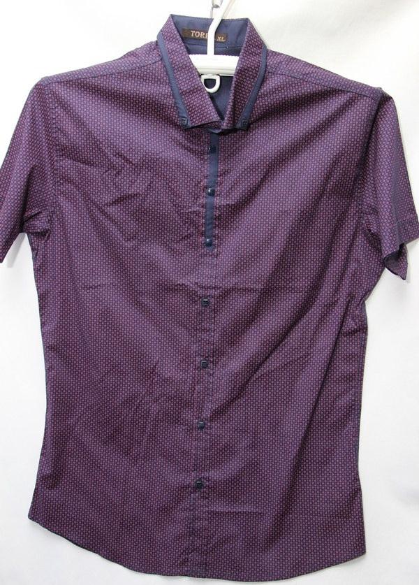 Рубашки мужские Турция оптом 2004523 3636-59