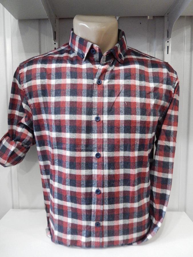 Рубашки мужские оптом 15101830 0222-51